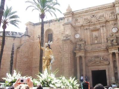 Christ in procession