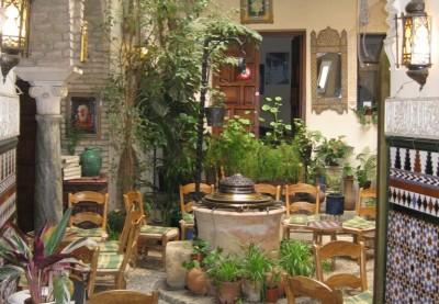 Cordoba courtyard
