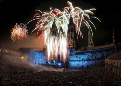 Holidays Santiago de Compostela