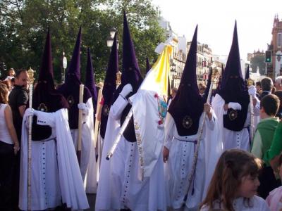Nazarenes of Seville