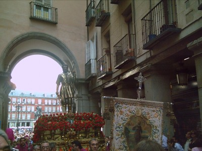 Holidays in Madrid