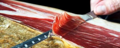 Iberian ham tasting Barcelona