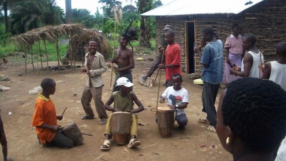 Peuple Twa ou Batwa, communauté pygmée, Afrique