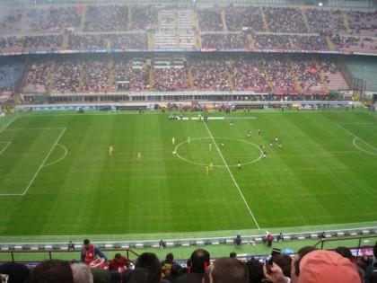 Inter Milan Stadium quotGiuseppe Meazza Stadiumquot