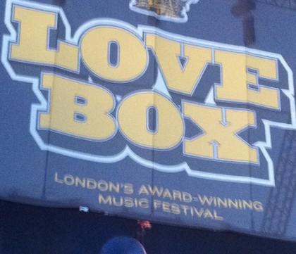 London the city of festivals