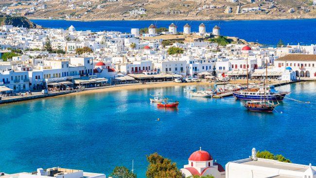 Tourisme gay à Mykonos