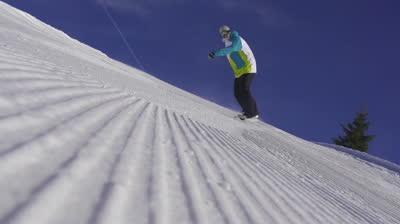 Netherlands ski slopes