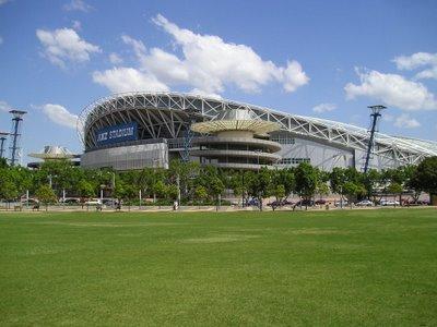 Olympic Park Sydney