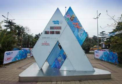 Jeux olympiques d'hiver en Russie