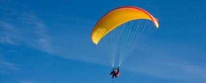 Paragliding in Valencia