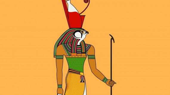 God Horus, Ancient Egypt