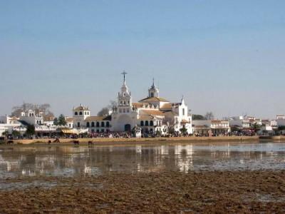Pilgrimage of El Rocío Huelva
