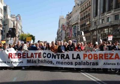 Poverty in Spain