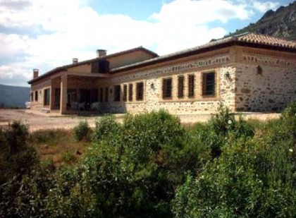 Rural houses in Toledo