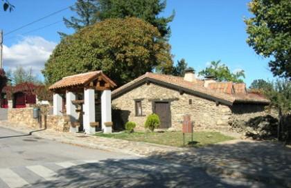 Rural houses near Madrid