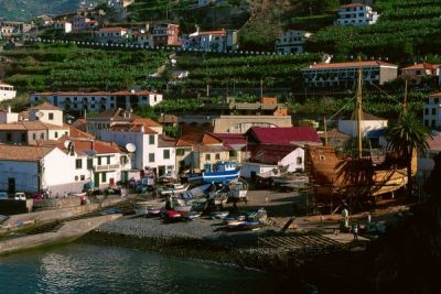 Rural tourism in Portugal