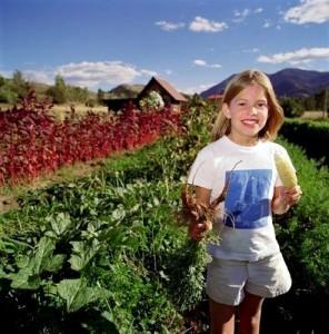 Rural tourism with children