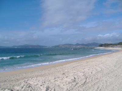 Samil Beach Vigo
