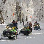 Snowmobiles in Andorra