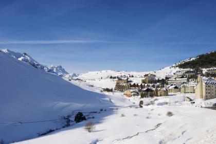 Spain ski resorts