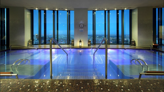 Spa in Madrid Tower hotel