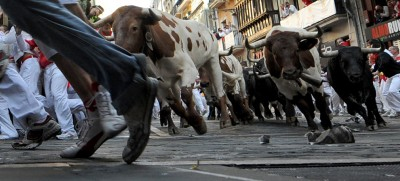 San Fermin races