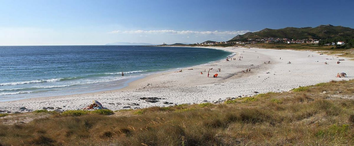 The best beaches in Spain Lariño