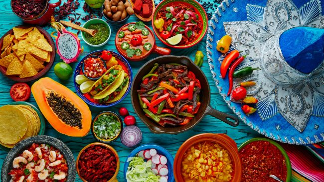 Importance of Mexican cuisine in America