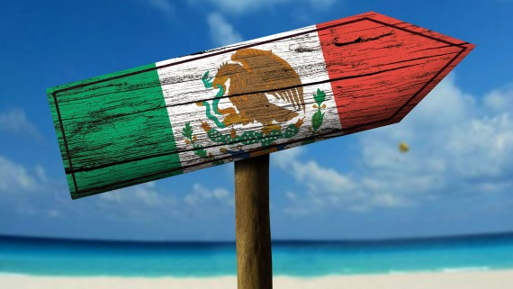 Travel to Mexico for tourist reasons