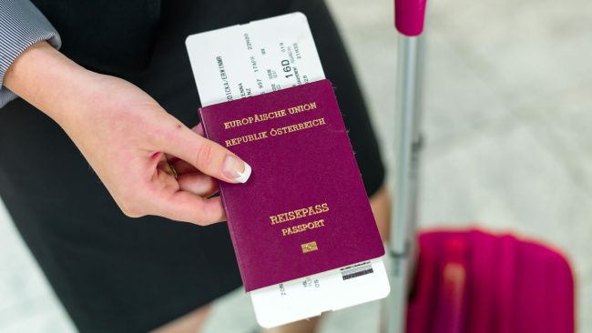 Travel to Peru with passport