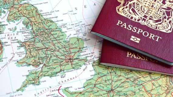 Basic documentation to enter England