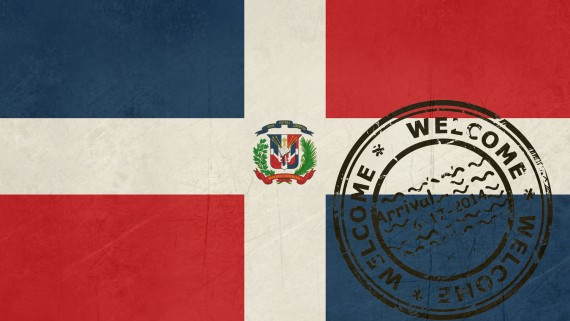 Documents to cross the border of the Dominican Republic