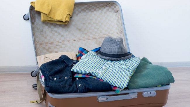 Tips for preparing the suitcase and the bag