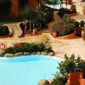 To luxury Tenerife