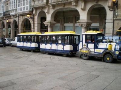 Train of the Baths Ourense