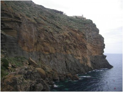 Travel guide to Ustica Island Sicily