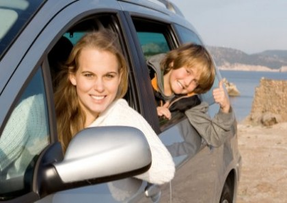 Travel in the USA car rental