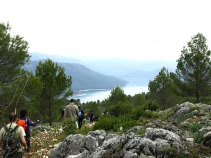 Trekking in Jaén