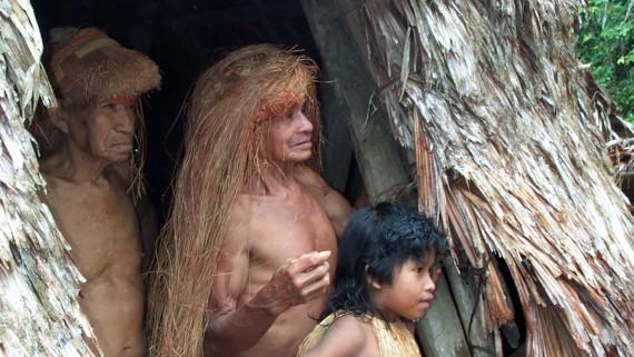 Les indigènes de Yagua