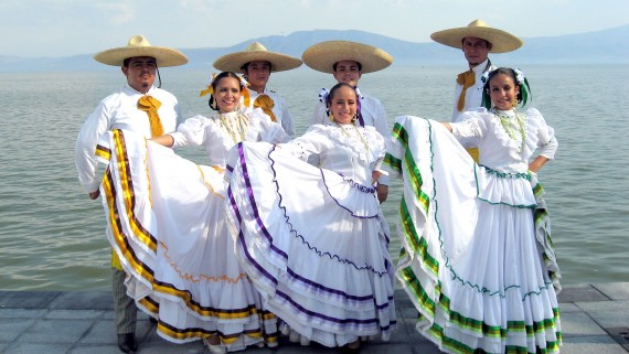 Typical costume of Aguascalientes