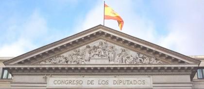 Virtual visit to the Congress of Deputies