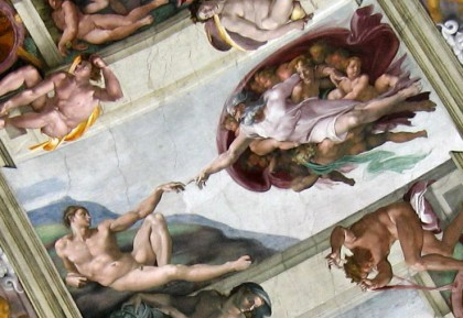 Virtual visit to the Sistine Chapel