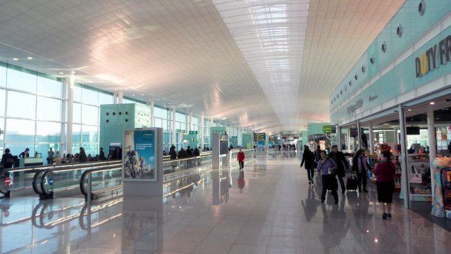 Barcelona-El Prat airport Vueling headquarters