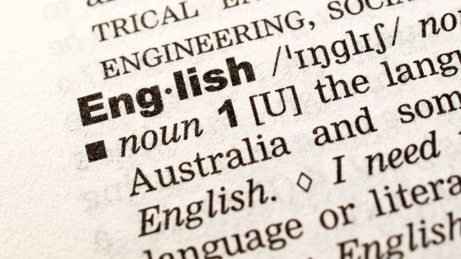 British English and its accents