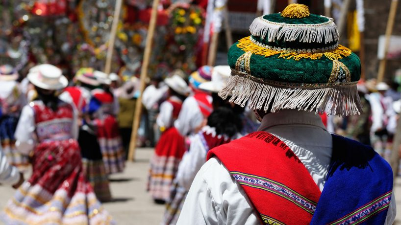 Typical dances of Arequipa