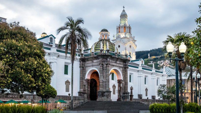 Tourist places in Ecuador