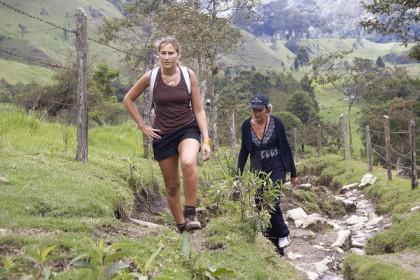 Trekking through Cuenca