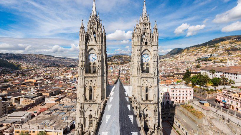 Quito tourist places