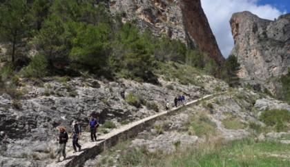 hiking in Alicante