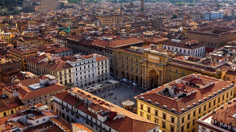 Republic Square Florence
